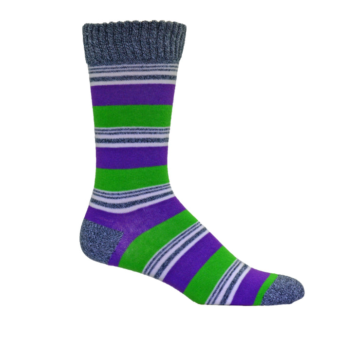 Simcan Colors™ Gyrations Crew Socks
