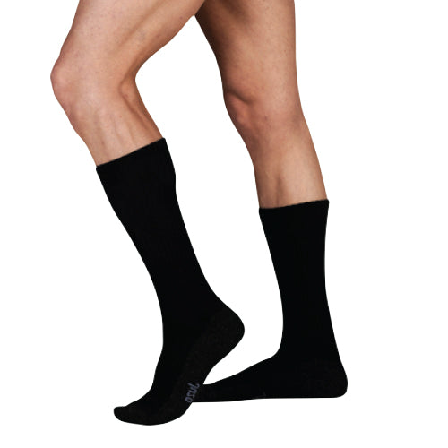 Juzo Silver Sole 12-16 mmHg Diabetic Crew Socks
