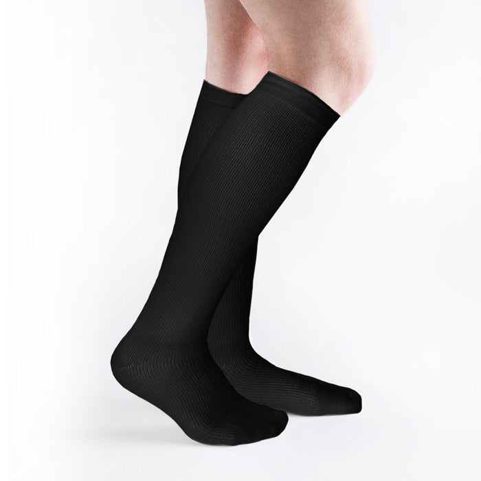 VenActive Diabetic 15-20 mmHg Compression Socks, Black