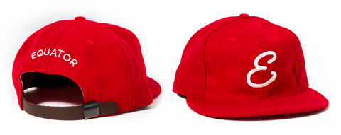 Ebbets Field Hat - Front and Back