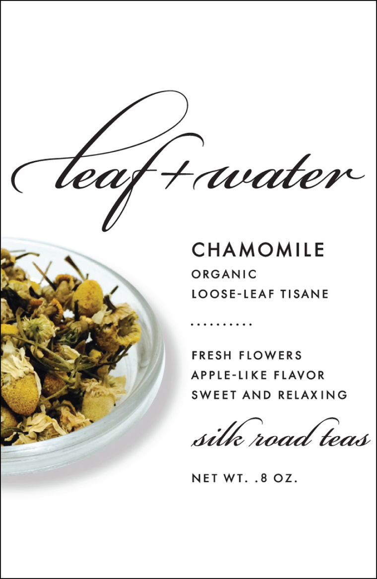 Chamomile Flowers Loose Leaf Tea