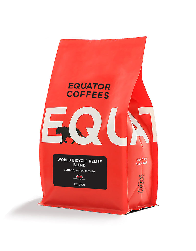 World Bicycle Relief Blend - Equator Coffees and Teas