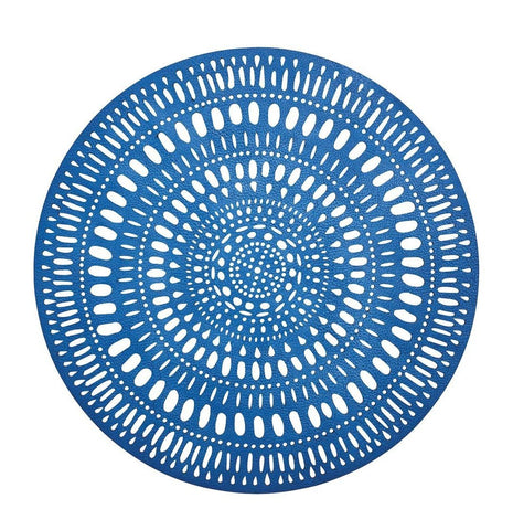 Fiesta Placemat in Blue & White