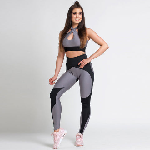 Floral Active Wear Set