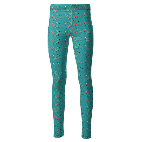 Ladies High Waisted Leggings - Cece Ell