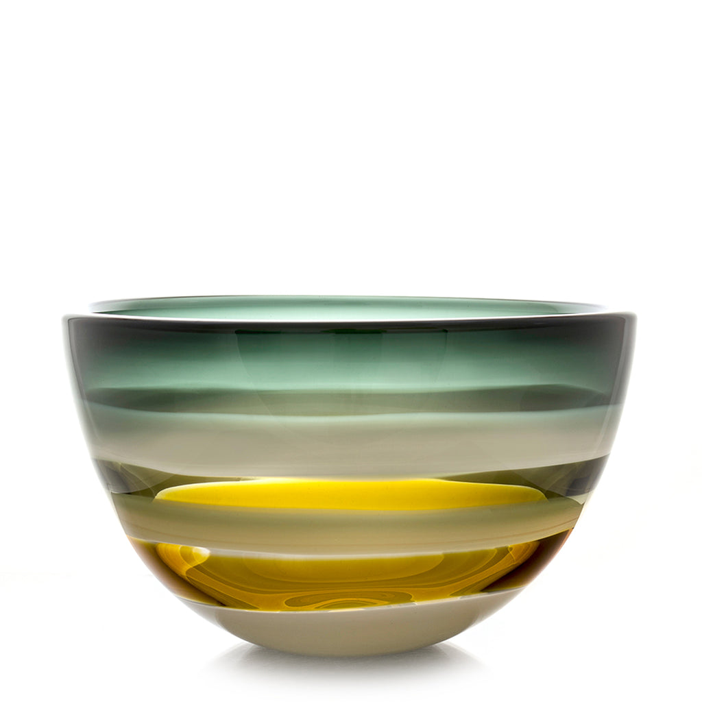Earth Tone Home Decor - Blown Glass by Siemon & Salazar