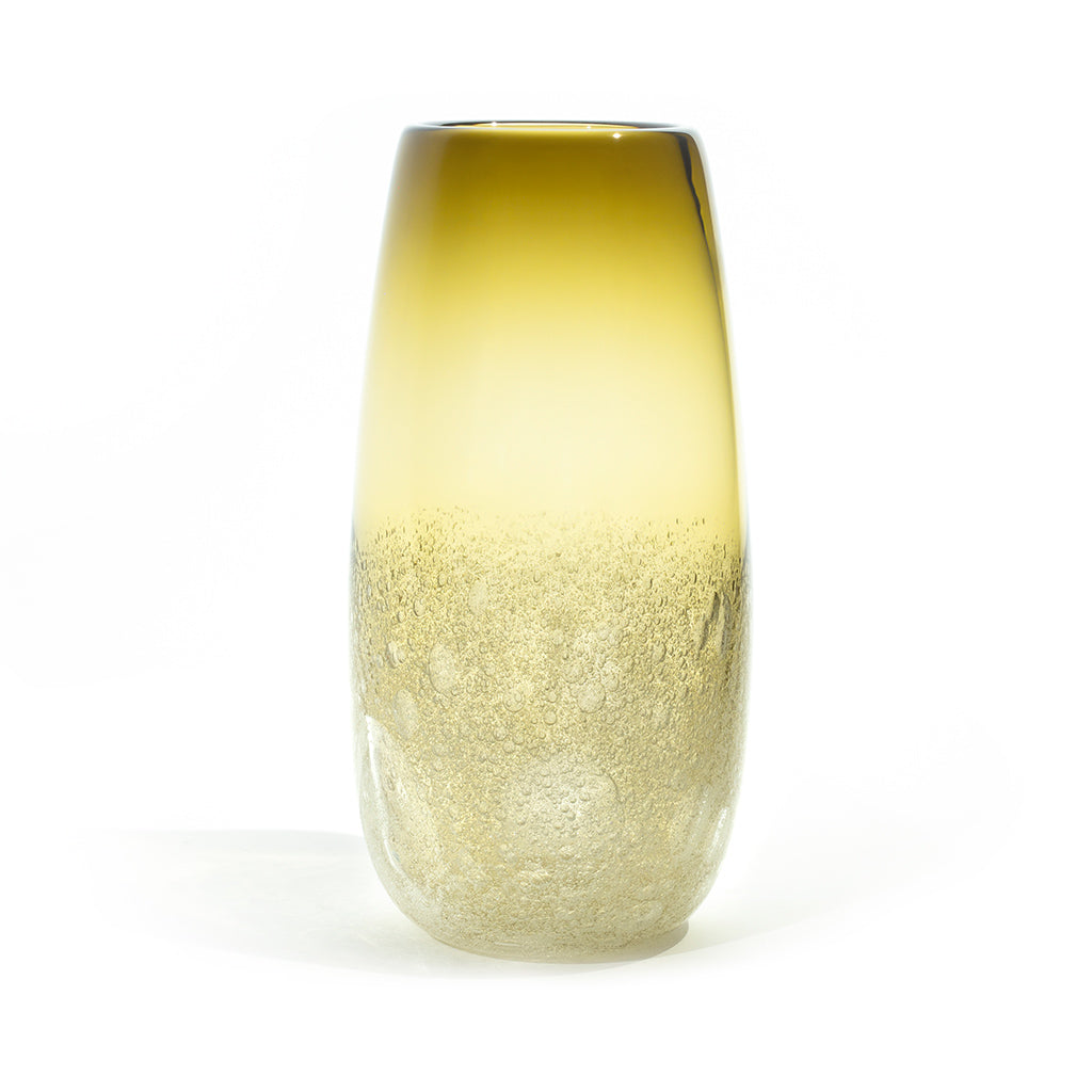 Siemon & Salazar, Hand-Blown glass vessel, made in the U.S.A.