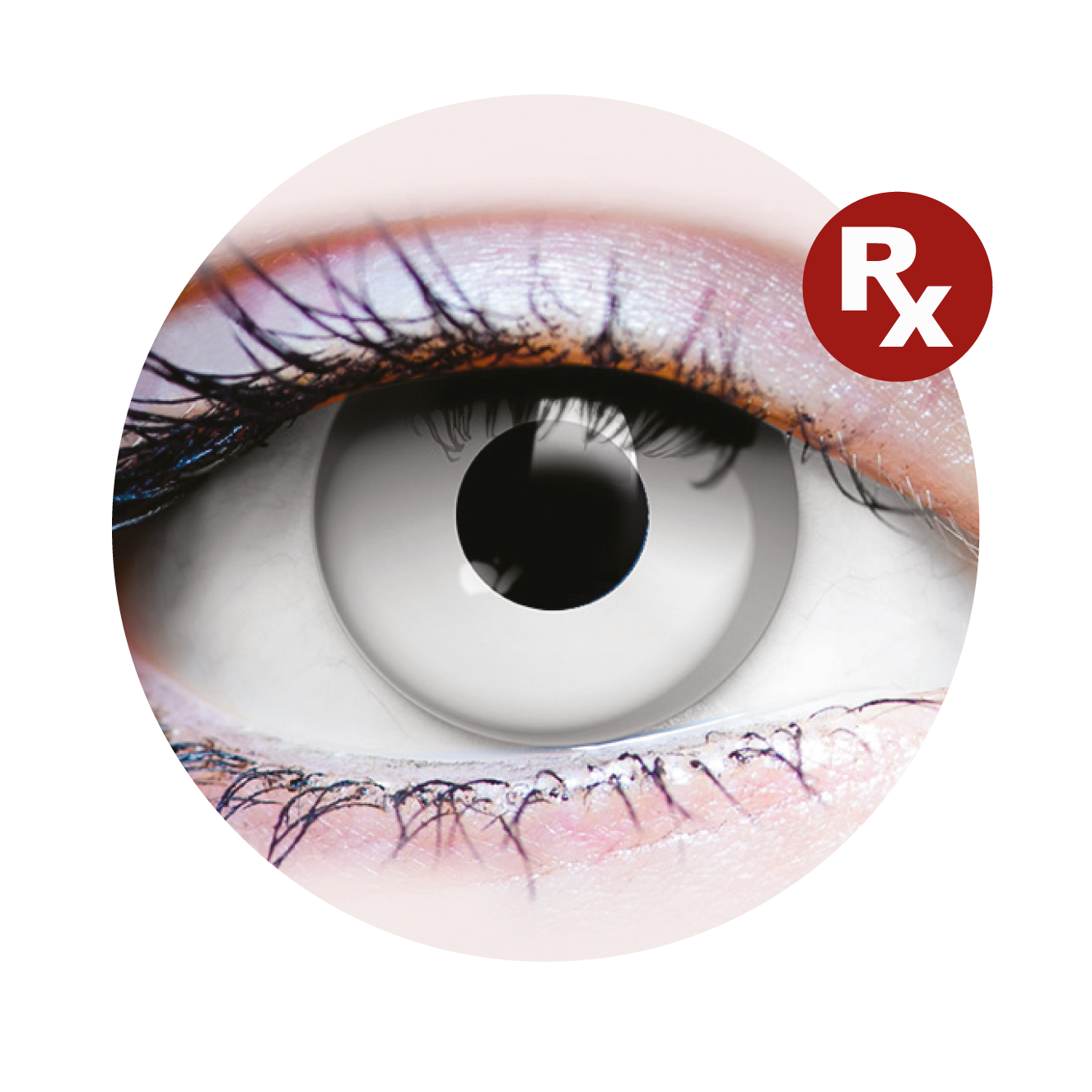Rx Costume Contact Lenses