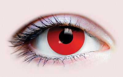PRIMAL®Red Evil Eye Halloween Costume Contact Lenses
