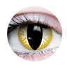 PRIMAL® Thriller Michel Jackson's Halloween Costume Contact Lenses-Close up
