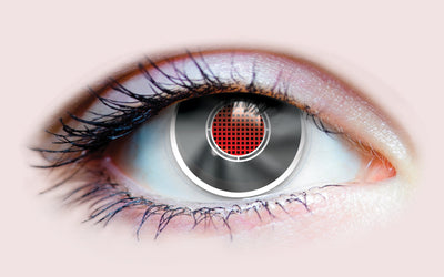 Terminator II - Halloween Costume Contact Lens