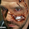 Terminator II - Halloween Costume Contact Lens - Make Up