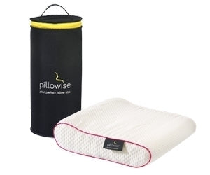 Pillowise Travel pillow Pink