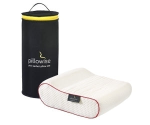 Pillowise Travel pillow Red