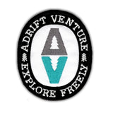 EXPLORE FREELY MORALE PATCH - Adrift Venture