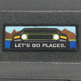 LET'S GO PLACES MORALE PATCH - Adrift Venture