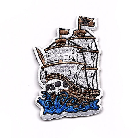 Pirate ship morale patch