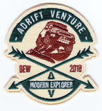 OEW 2018 LIMITED EDITION MORALE PATCH - Adrift Venture
