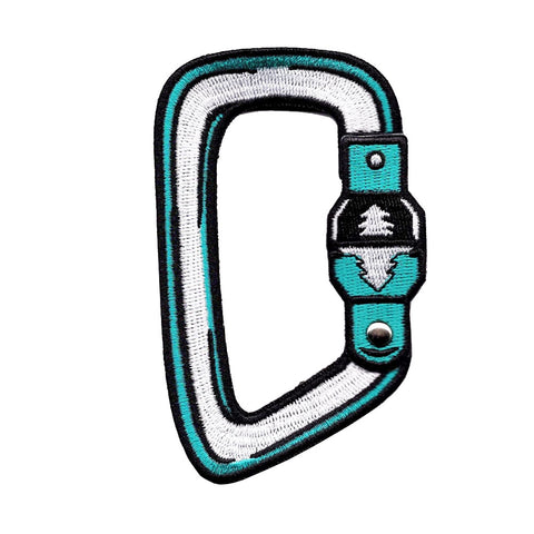 ADRIFT VENTURE CARABINER LIMITED EDITION MORALE PATCH - Adrift Venture