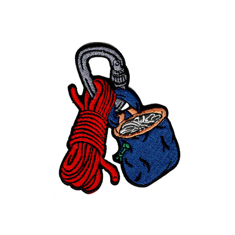 BELAY ON LIMITED EDITION MORALE PATCH - Adrift Venture