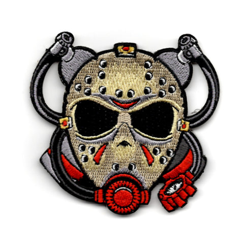 CRYSTAL LAKE DIVE TEAM LIMITED EDITION MORALE PATCH - Adrift Venture