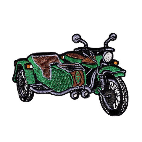 SIDECAR CRUISER GITD LIMITED EDITION MORALE PATCH - Adrift Venture
