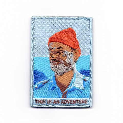 """THIS IS AN ADVENTURE"" MORALE PATCH - Adrift Venture"