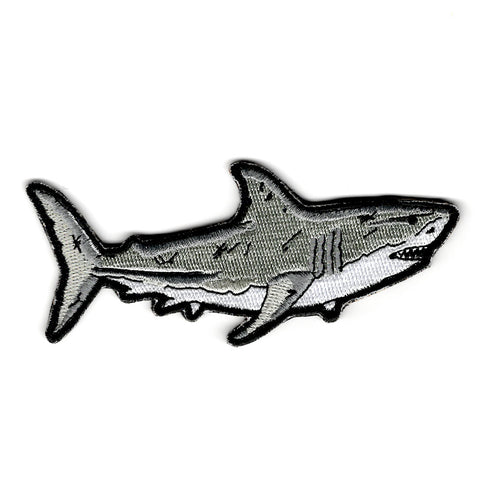 Adrift Venture Great White Shark Morale Patch - Adrift Venture