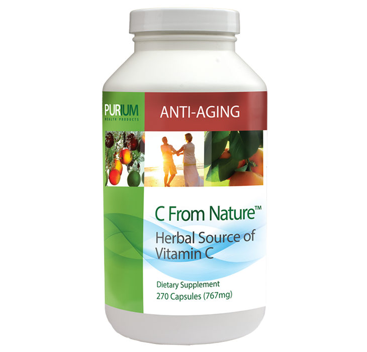 Magnus Purium C From Nature - 90 ct & 270 ct Reviews, Ingredients, Benefits