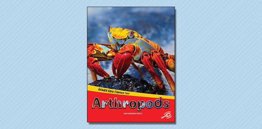 Arthropods - Booklist Review - April 2019