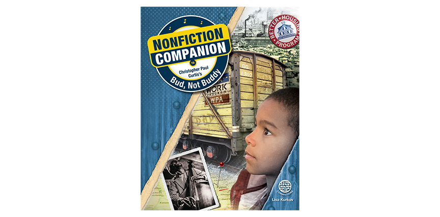 Nonfiction Companion to Bud, Not Buddy - Booklist Review April 2021