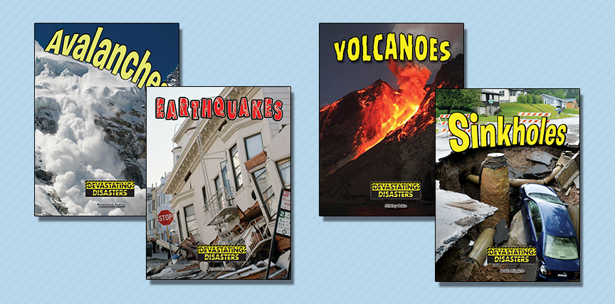 Devastating Disasters - SLJ Review