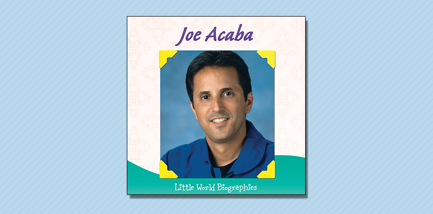 Joe Acaba - Book Links, Diversity in Science Showcase, January 2018