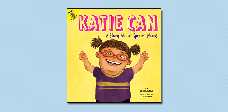 Katie Can - School Library Journal Review October 2018