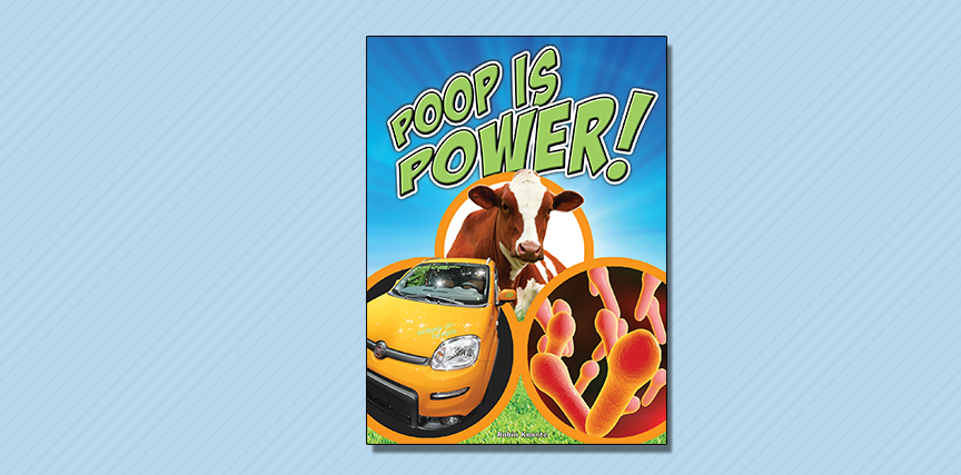 Poop Is Power! Review - Book Links November 2017