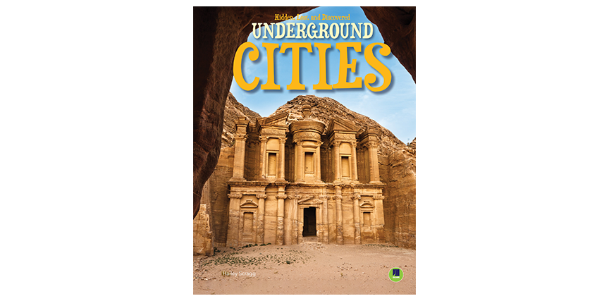 Underground Cities - Booklist Review April 2021