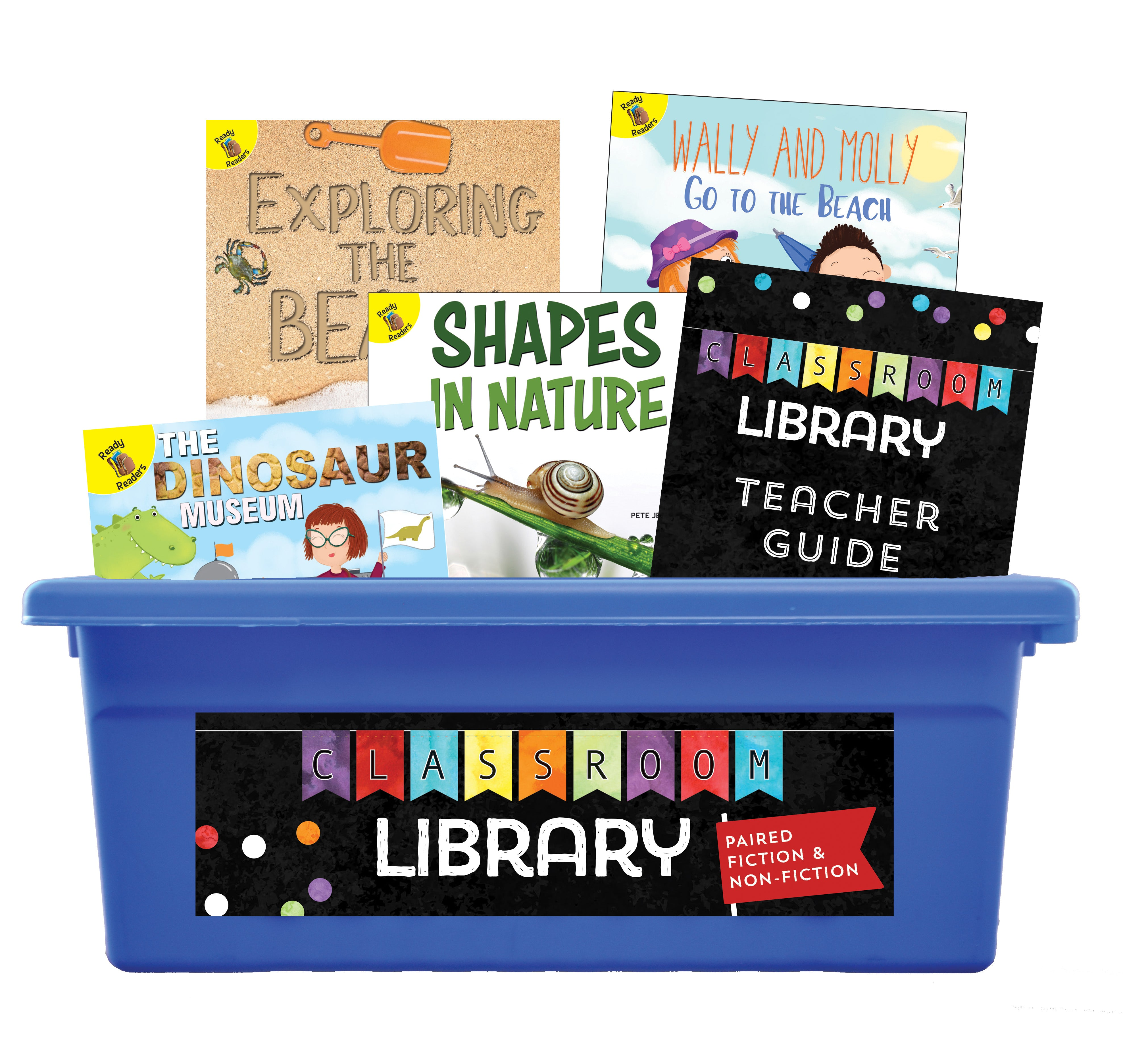 Classroom Libraries Image