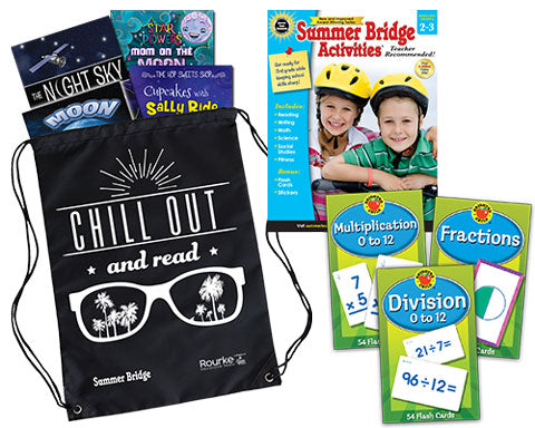 Summer Bridge Essentials Backpacks Image