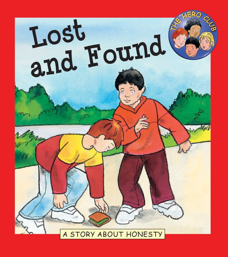 2004 - Lost and Found (eBook)