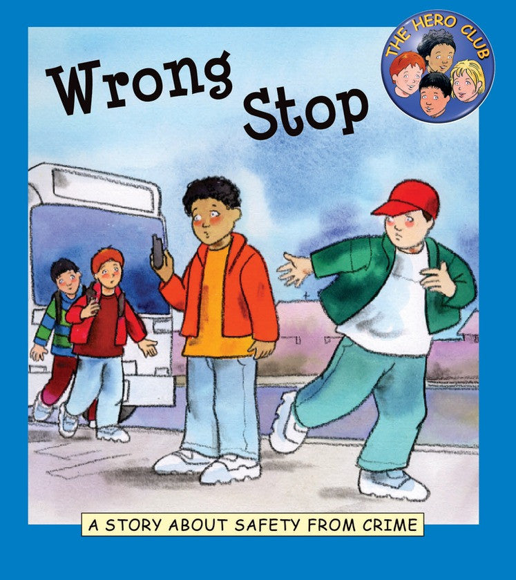 2004 - Wrong Stop (eBook)