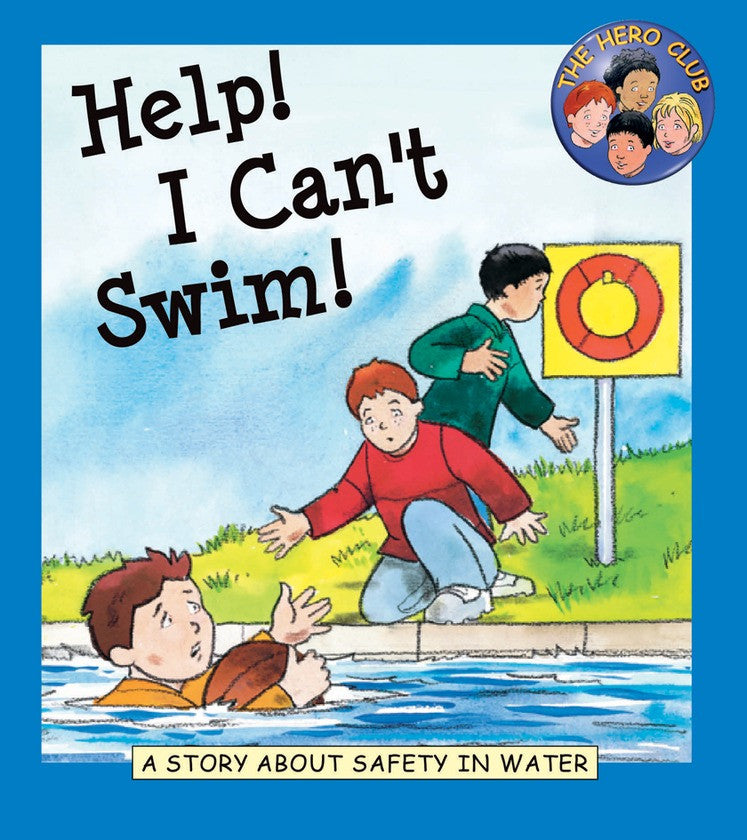 2004 - Help! I Can't Swim (eBook)