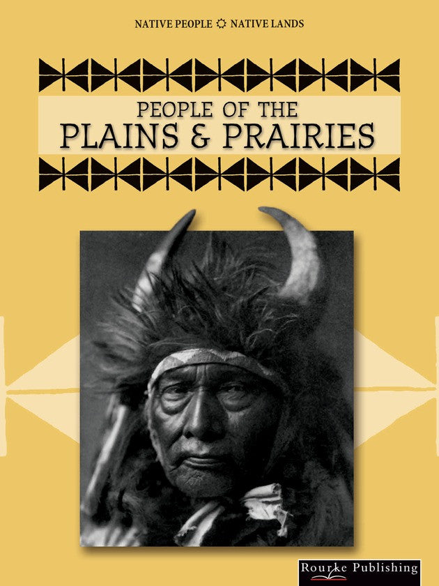 2004 - People of The Plains and Prairies (eBook)
