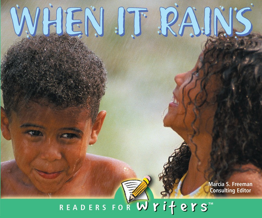 2004 - When It Rains (Paperback)