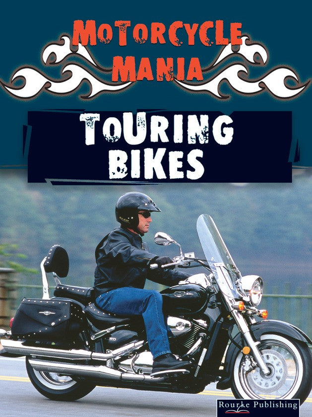 2006 - Touring Bikes (eBook)