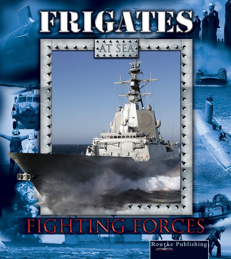 2006 - Frigates At Sea (eBook)