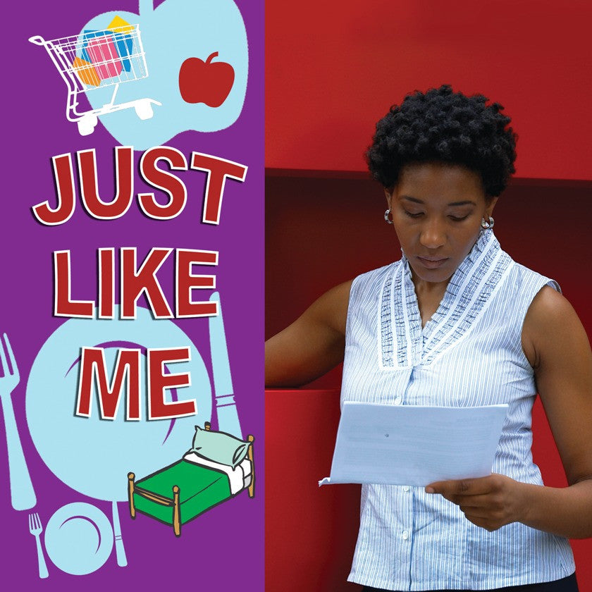 2008 - Just Like Me (Interactive eBook)