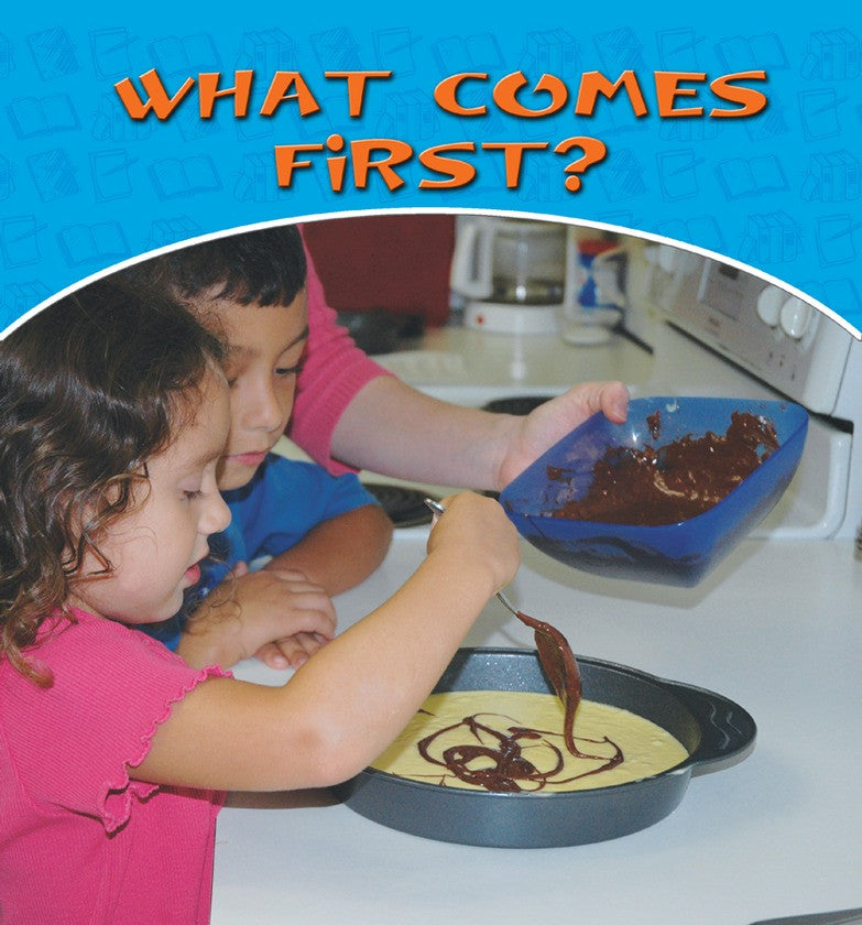 2007 - What Comes First? (eBook)