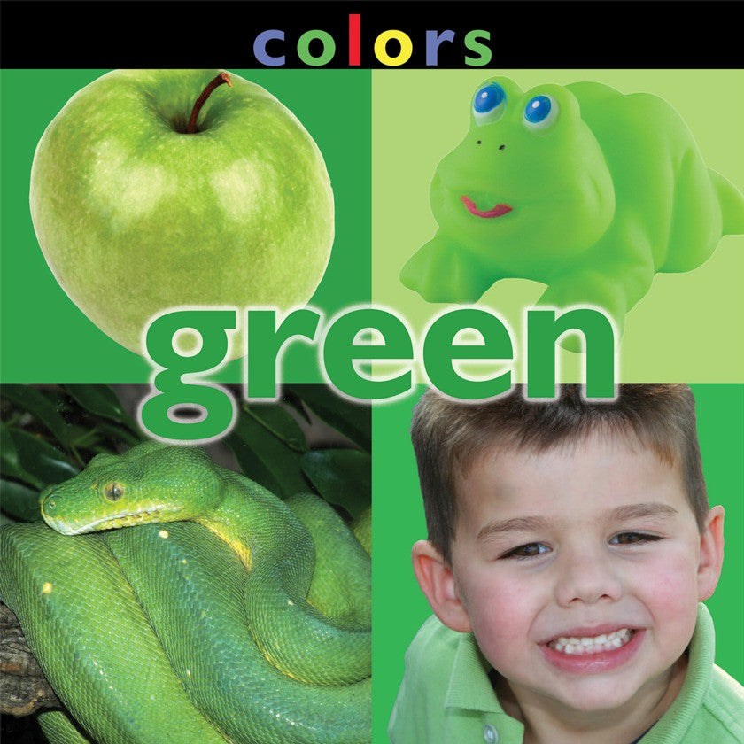 2008 - Colors: Green (eBook)