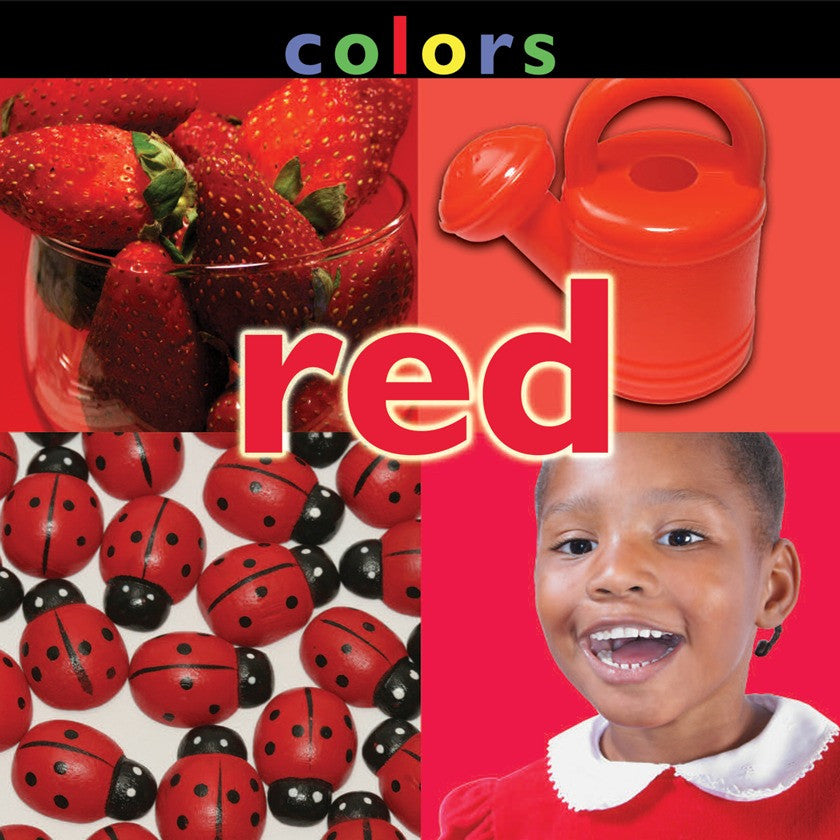 2008 - Colors: Red (eBook)