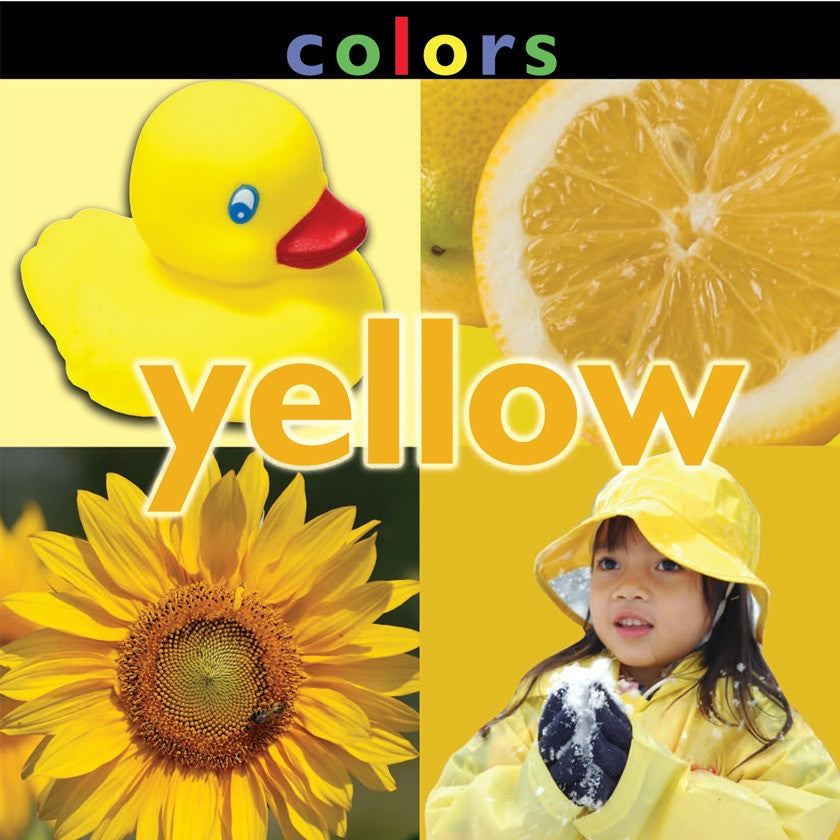 2008 - Colors: Yellow (eBook)